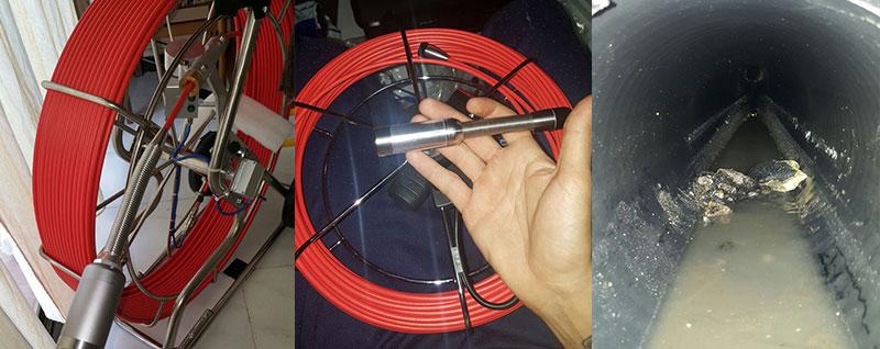 inspección tuberías sevilla resulima