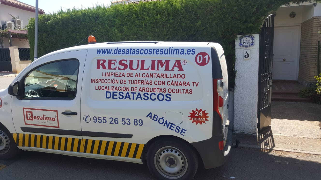 servicios desatascos baratos Sevilla