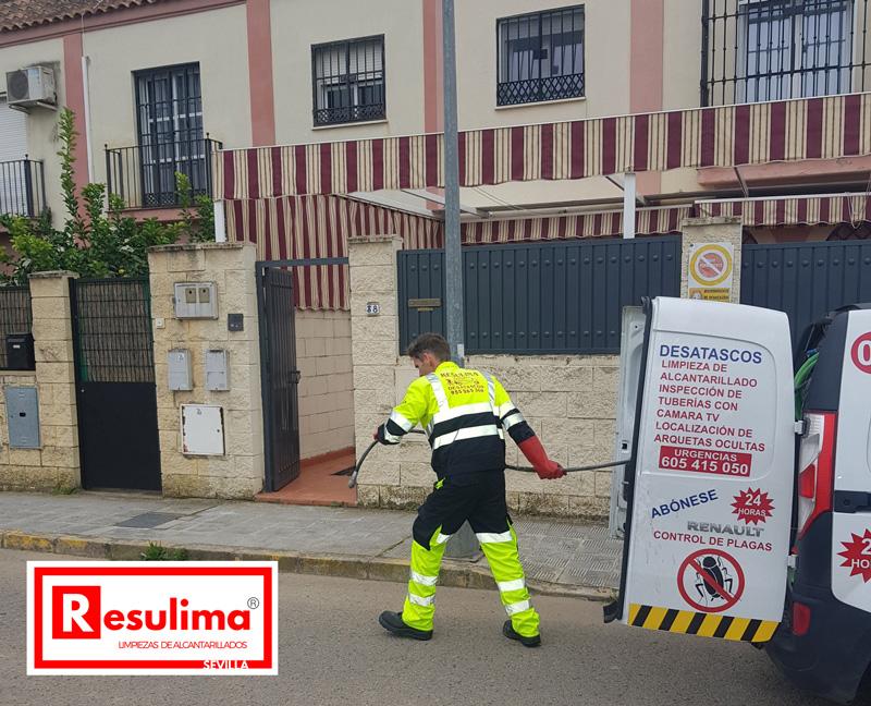 desatascos Sevilla en comunidades de propietarios